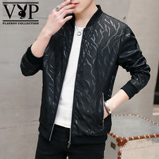 Playboy VIP men's spring and summer jacket personality youth color jacket youth fashion men's clothes