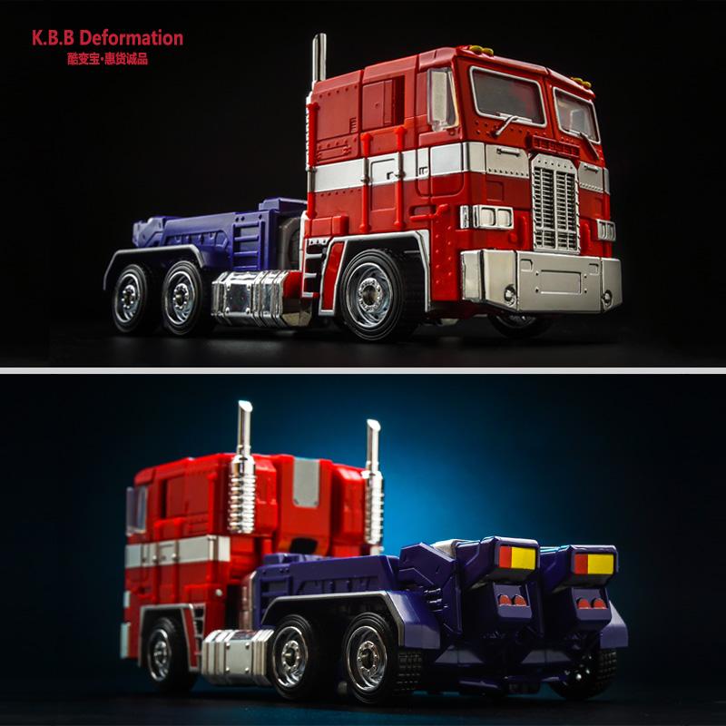 变形玩具金刚4酷变宝MP10V汽车机器人擎天儿童男孩模型现货