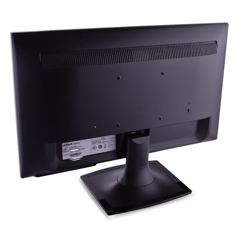 大华22寸液晶监视器DHL22-F500专业LED高清显示屏监控专用显示器