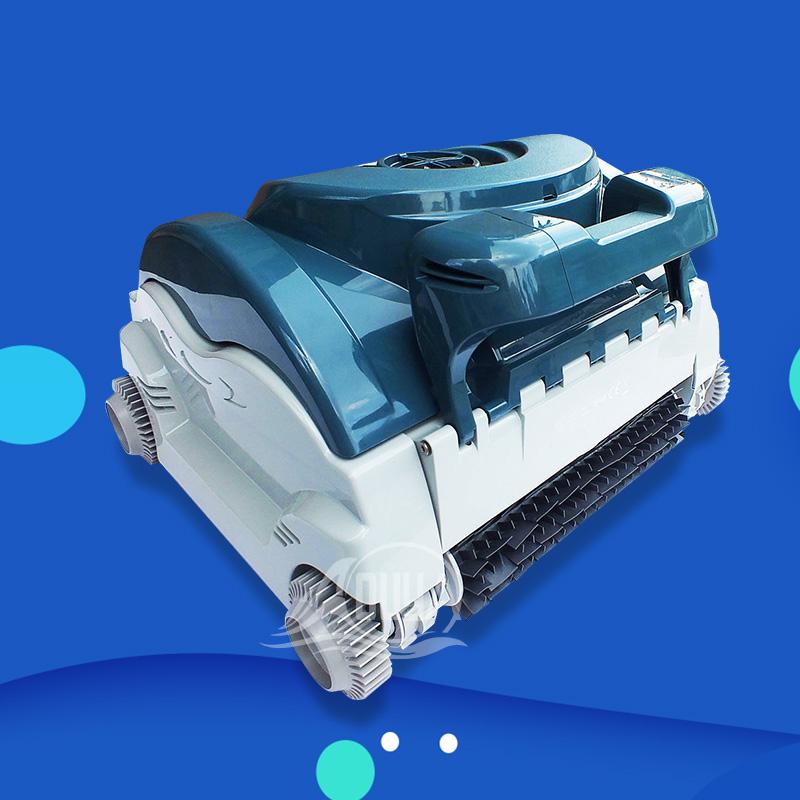 彩鲨增强型吸污机美国原装进口泳池全自动清洗机水下吸尘器水龟
