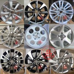 丰田威驰花冠雅力士致炫14寸15寸原装改装汽车铝轮毂 钢圈 运动款