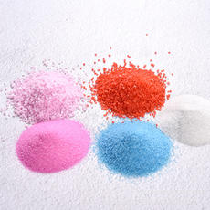50 kg dyed color sand epoxy floor quartz sand color immersion water does not fade 20-30 mesh pebbles