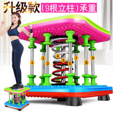Dance Dance Machine Twist Machine Thin waist Home Weight Loss Machine Female Twist Slimming Fitness Equipment Twist Music Twist Waist Disk