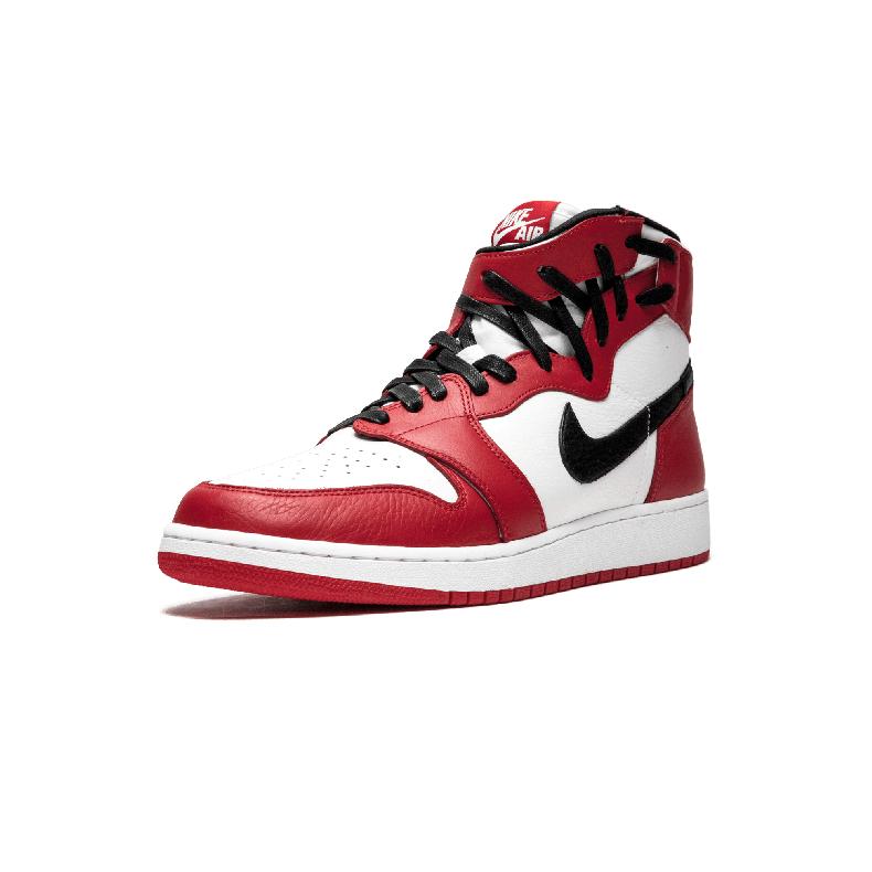 WMNS Air Jordan 1 Rebel AJ1 芝加哥 拉链 TOP3 女鞋 AT4151 100