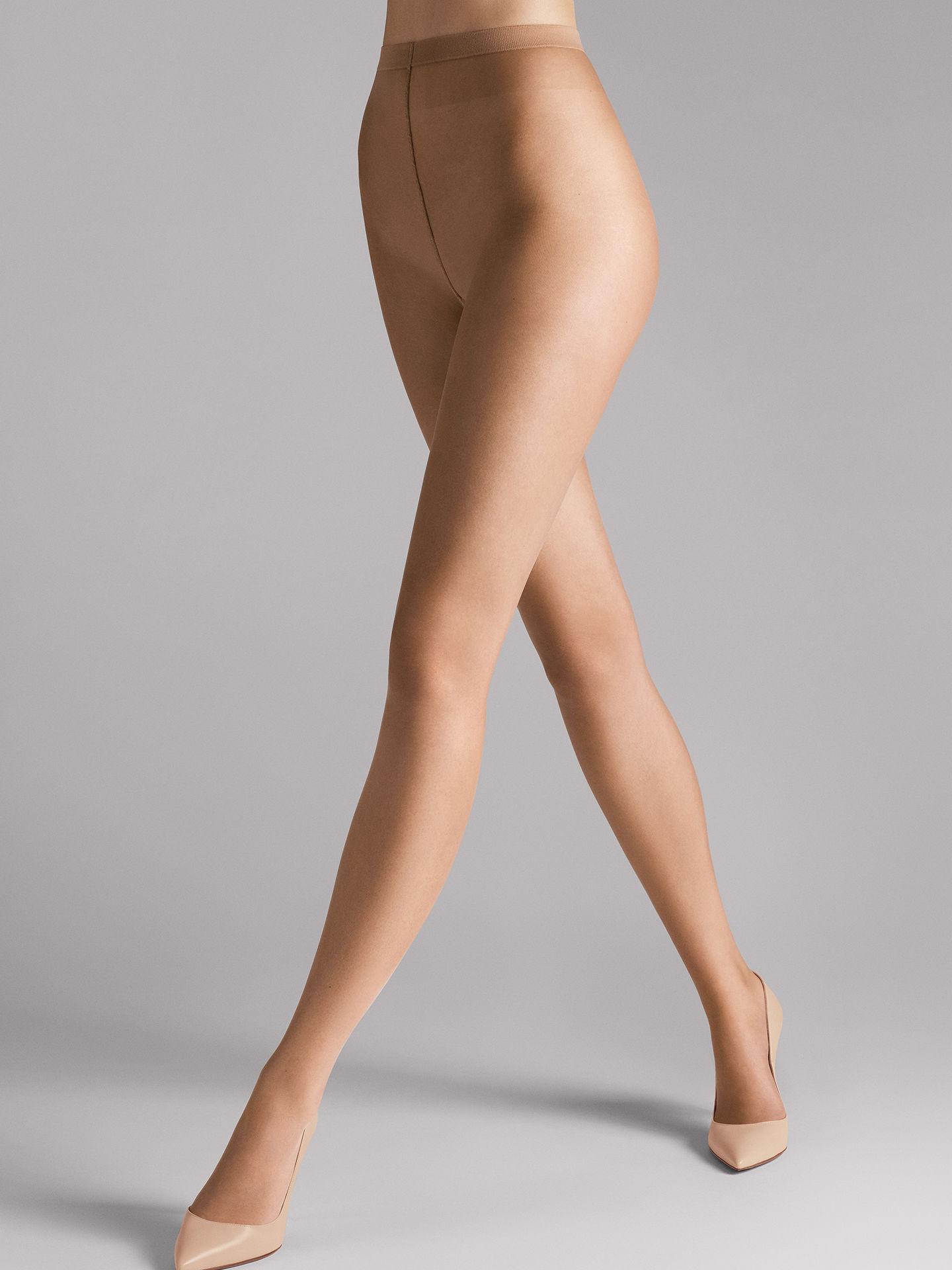 奥地利Wolford Naked 8D 超透明水晶丝 丝滑舒适 裤袜丝袜 10448