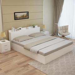 公寓箱体榻榻米懒人床午睡多功能柜小尺寸房间小卧室大北欧柜组合