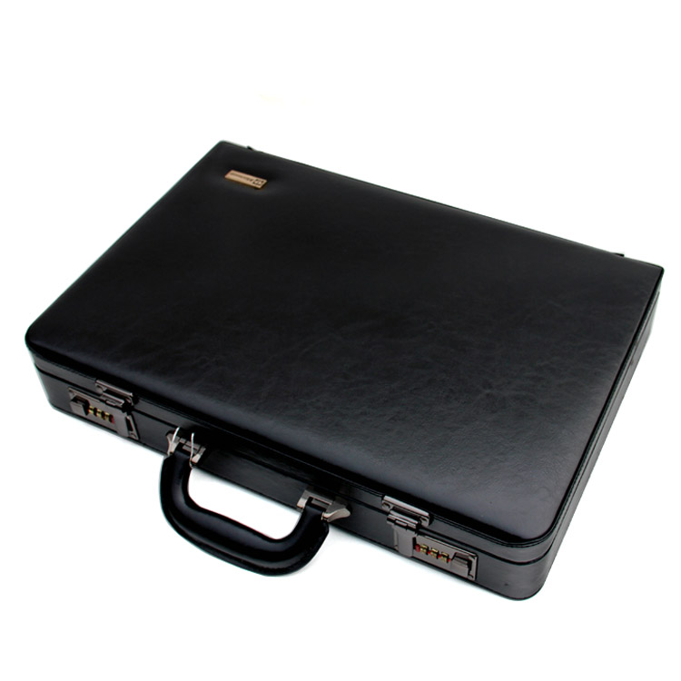 男士商务箱密码箱公文箱 装钞箱 电脑箱 工具箱 手提箱皮箱道具箱
