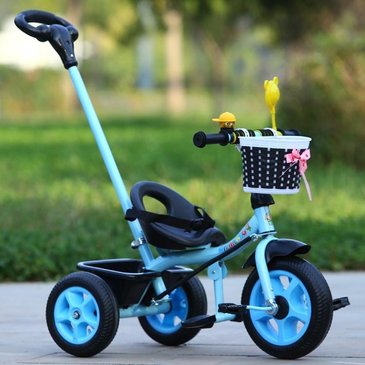 三轮车推车四轮1--3自行车脚踏车宝宝手儿童车婴幼儿儿童新品