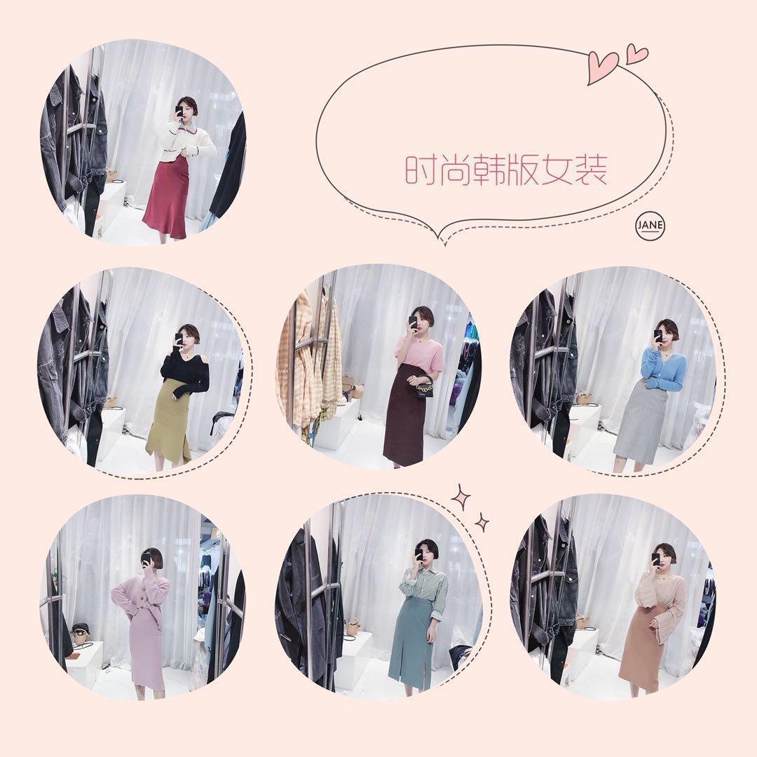 女装批发一手货源杭州四季青广州十三行微商代理一件代发货源加盟
