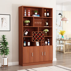 Wine cabinet against the wall floor modern home simple living room dining side cabinet small wine cabinet porch partition cabinet custom