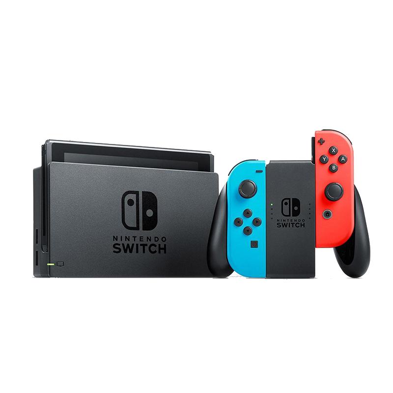 任天堂switch游戏机NS主机体感电视家用机掌机 塞尔达 风花雪月