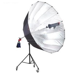 海力欧 摄影灯柔光棚反光伞柔光伞摄影伞拍摄伞1.8m广告伞