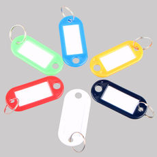 Plastic key card number hotel hotel label classification card can be written listing B&B plastic digital tag