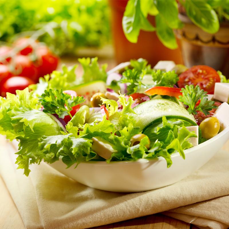蔬菜沙拉球即食生吃沙拉混合新鲜沙拉套餐2斤装10种蔬菜健身套餐