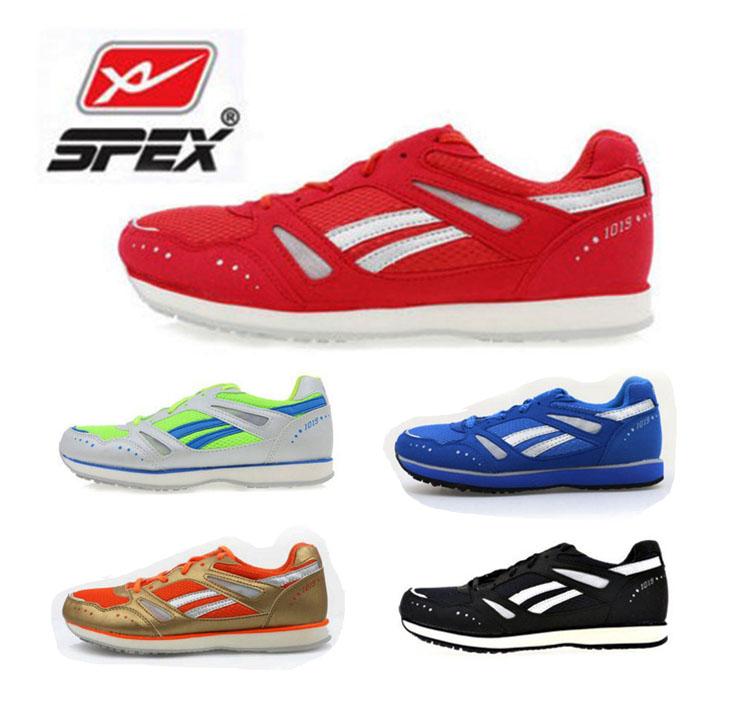 包邮辛逸慢跑鞋1019训练鞋田径马拉松中考体育比赛专用男女运动鞋
