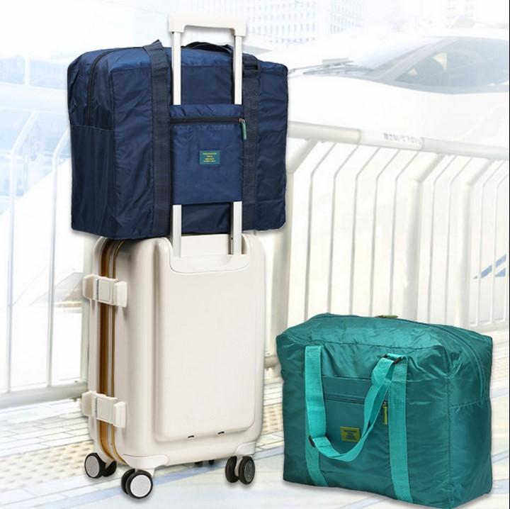 可折叠防水行李箱拉杆套袋旅行便携带提手拉杆包旅游衣物收纳包