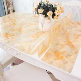 台垫桌垫软玻璃餐垫防烫隔热加厚茶几中式透明胶垫台面面垫塑料