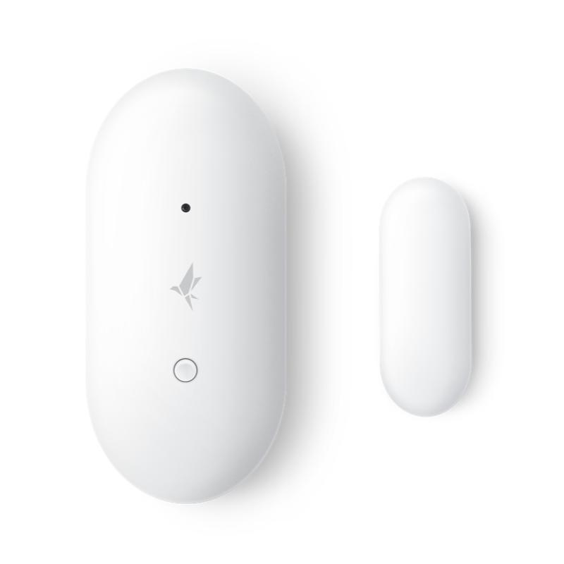 小燕科技门窗磁传感器 门窗检测 防盗报警 支持HomeKit Siri语音