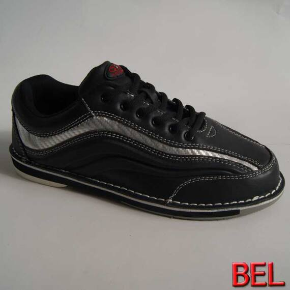 BEL bowling supplies Shoe skin real face Large thick seam bottom Sturdy and durable high-end professional bowling shoes