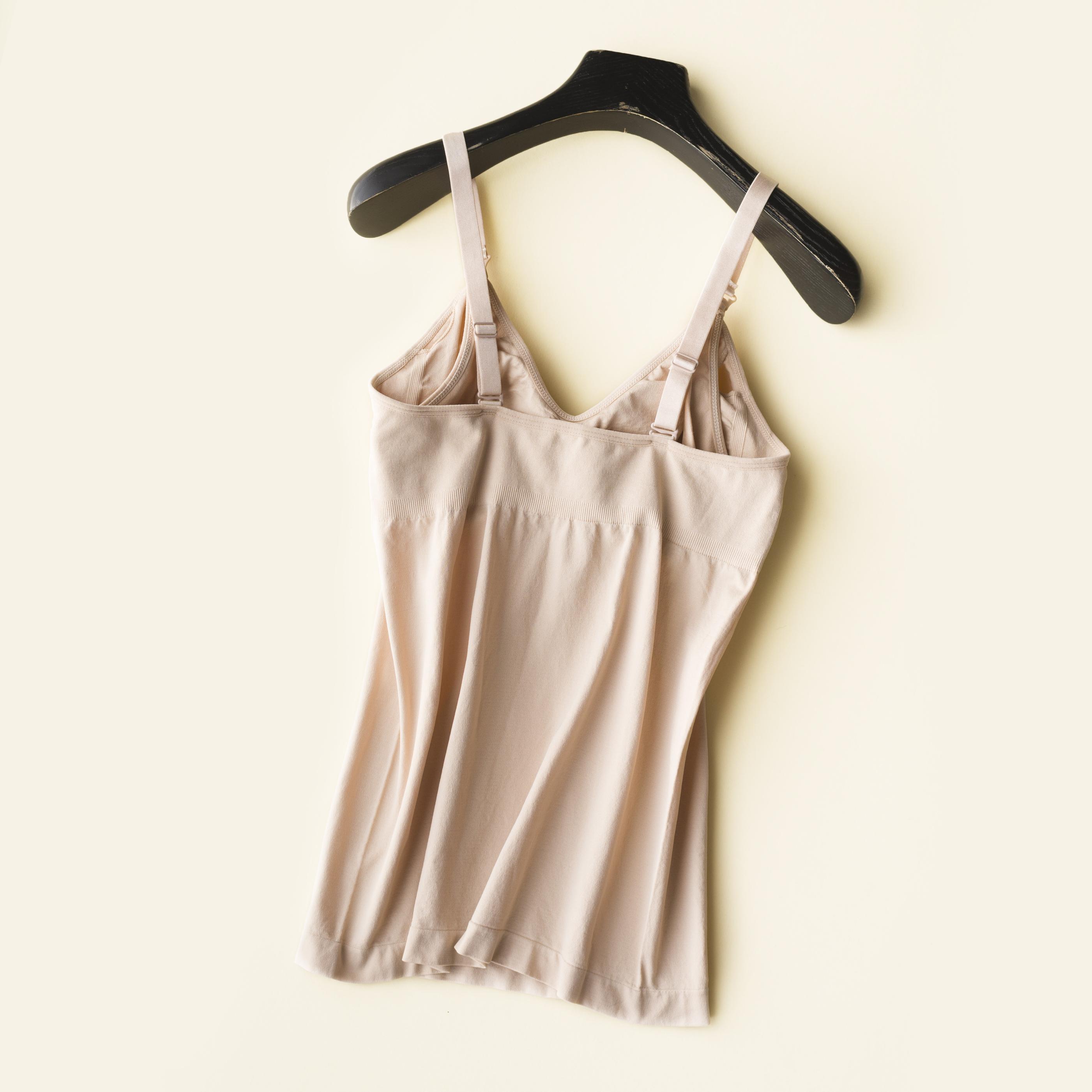 哺乳内衣哺乳背心纯棉吊带喂奶收腹喂奶免穿文胸防下垂 聚拢有型