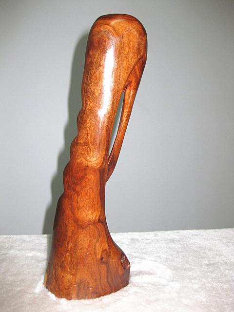 肯尼亚木雕价格_檀香木雕 非洲人 纯手工雕 原木原色原生态 肯尼亚  价格: ¥438.