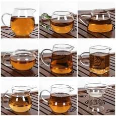 Hongying special heat-resistant glass cup tea sea cups tea dispensers can be heated cup factory direct explosion-proof