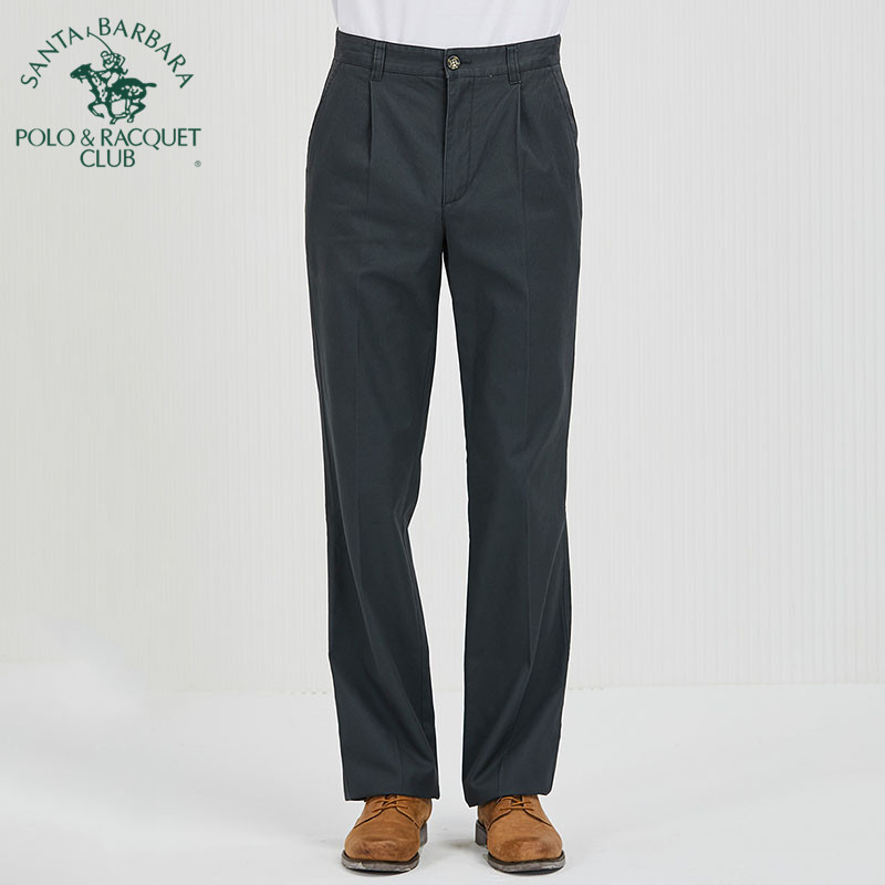 S.B.P.R.C/圣大保罗男装商务休闲裤男士长裤子PS14WP101
