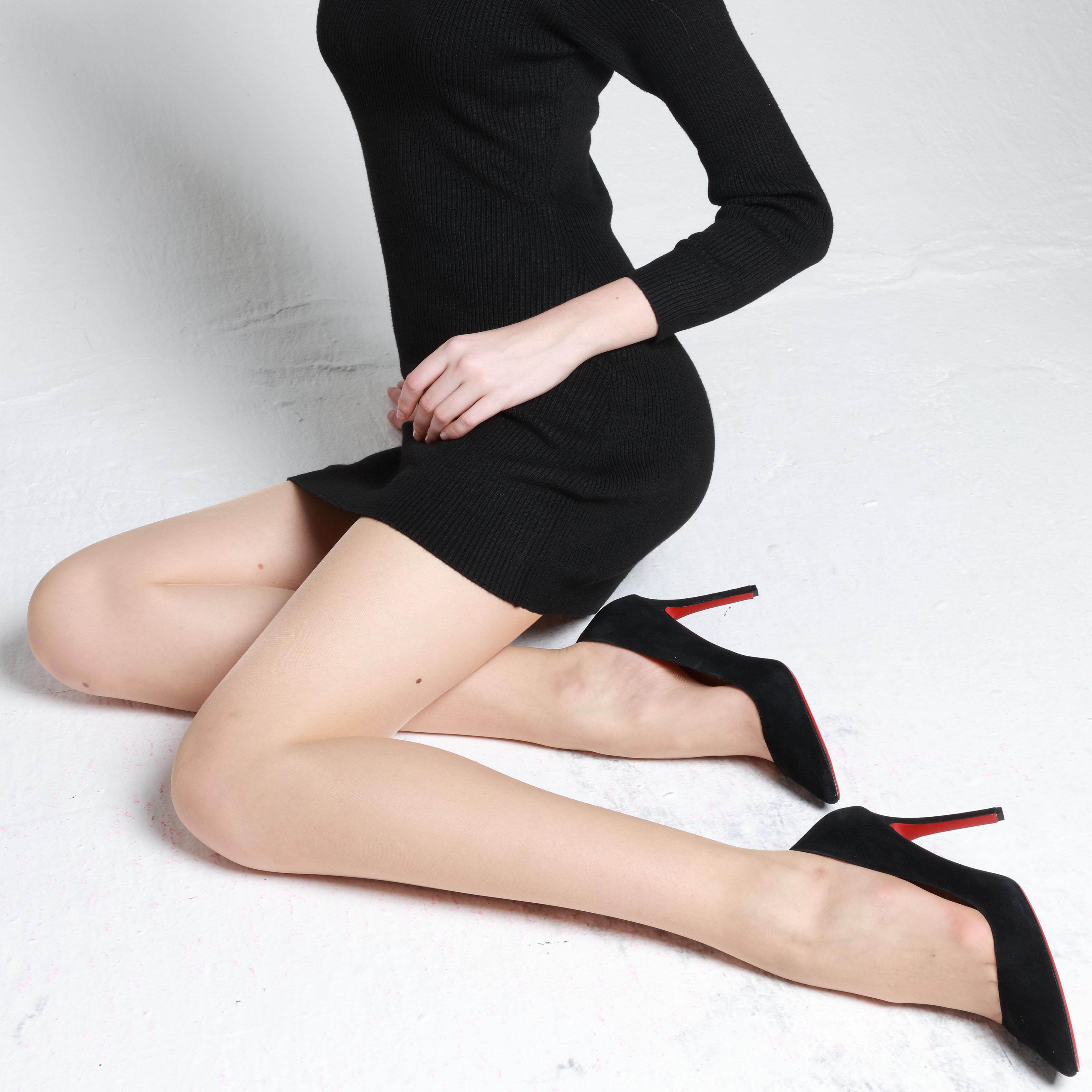 意大利Trasparenze新娘白色丝袜Capri性感超薄夏8D透明隐形连裤袜