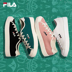 FILA Fila Official CLASSIC KICKS Ma Sichun with the same paragraph Women's canvas shoes Small white shoes