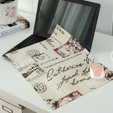 Notebook dust cover 13.3 14 15.6 inch Laptop dust cover small cloth multifunctional cover towel