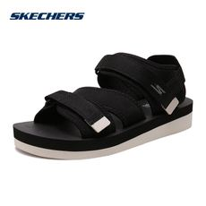 Skechers Skechers Shoes New Velcro Lightweight Casual Sandals Sandals Walking Shoes 15345