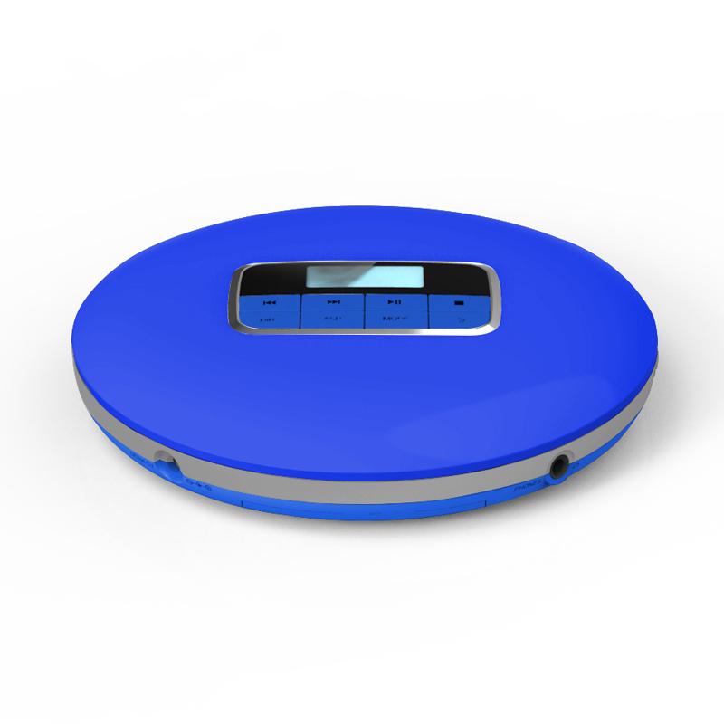 便携式CD机CD随身听 支持MP3格式碟 英语光盘 非复读机HOTT CD511