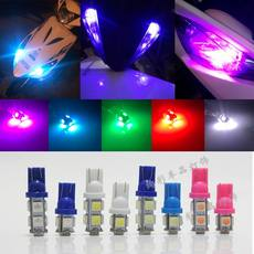 Car and motorcycle lanterns modified accessories WISP instrument lights fog lights turn bulb turn light LED plug
