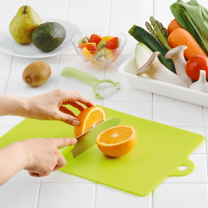 日本进口超薄可弯曲菜板案板砧板切菜板分类砧板抗菌砧板砧板菜板
