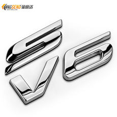 Applicable to Ford new sharp explorer sports S car V6 car standard car stickers TITANIUM tail word word