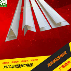 PVC gusset decorative line high light angle high light Yang angle high light flat high light seven word line