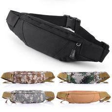 Tool bag riding water bottle pocket travel men bag tactical outdoor pocket small chest bag female road Asian package fishing bag