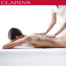 Clarins Body Deep Purification Care SPA Line 75% off experience qualification