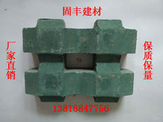 Tic Tac Toe Brick 8 word lawn brick Dutch brick permeable brick paving brick bread brick parking lot brick green brick