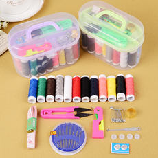 [Daily Specials]Home Portable Sewing Box Sewing Kit Sew Sewing Set 11piece