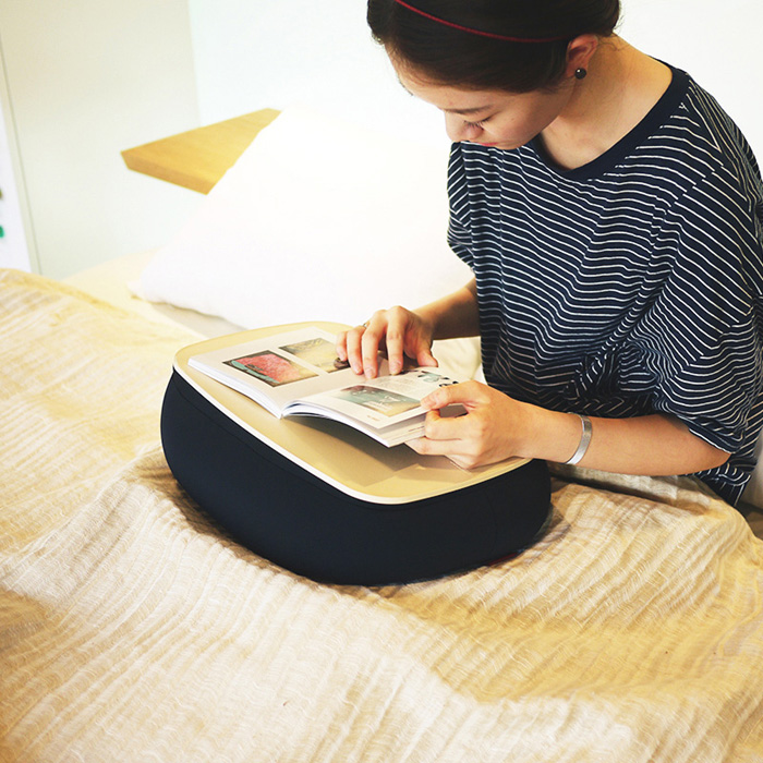韩国Joo Design Tavolino cushion table靠垫小桌-ABS塑料款