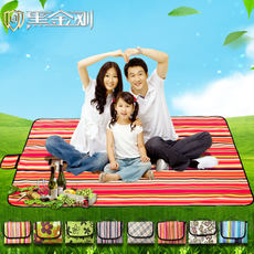 Picnic mat mat outdoor picnic cloth lawn mat mat beach picnic camping ns wind