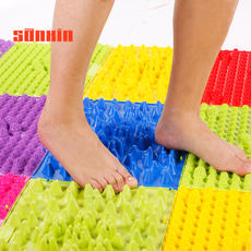 Sanxin Tpe finger plate small bamboo shoots super pain hard version of foot reflexology mat running male toe plate