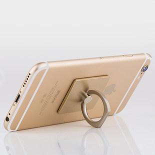 森讯 指环支架苹果6 plus手机通用粘贴平板支架男女懒人指环卡扣