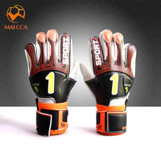 Adult Football Goalkeeper Gloves with Fingers Children Baby Adolescent Goalkeeper Gloves