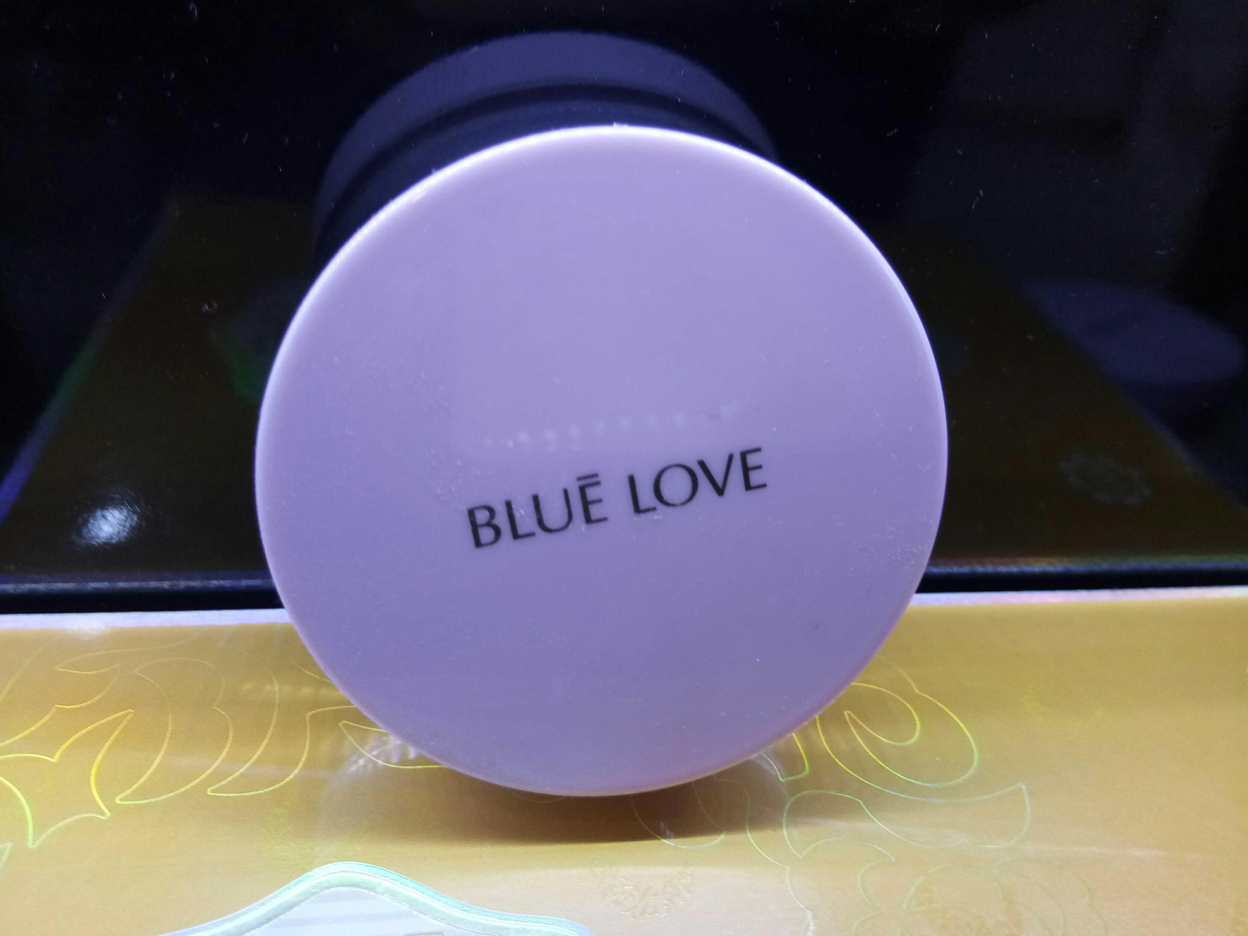 蓝色之恋专柜 自然修容蜜粉9g修颜定妆保湿控油散粉自然亮肤遮瑕