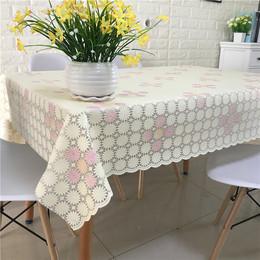 特价 小清新PVC防水餐桌台布防油电视柜垫子茶几桌垫塑料免洗桌布