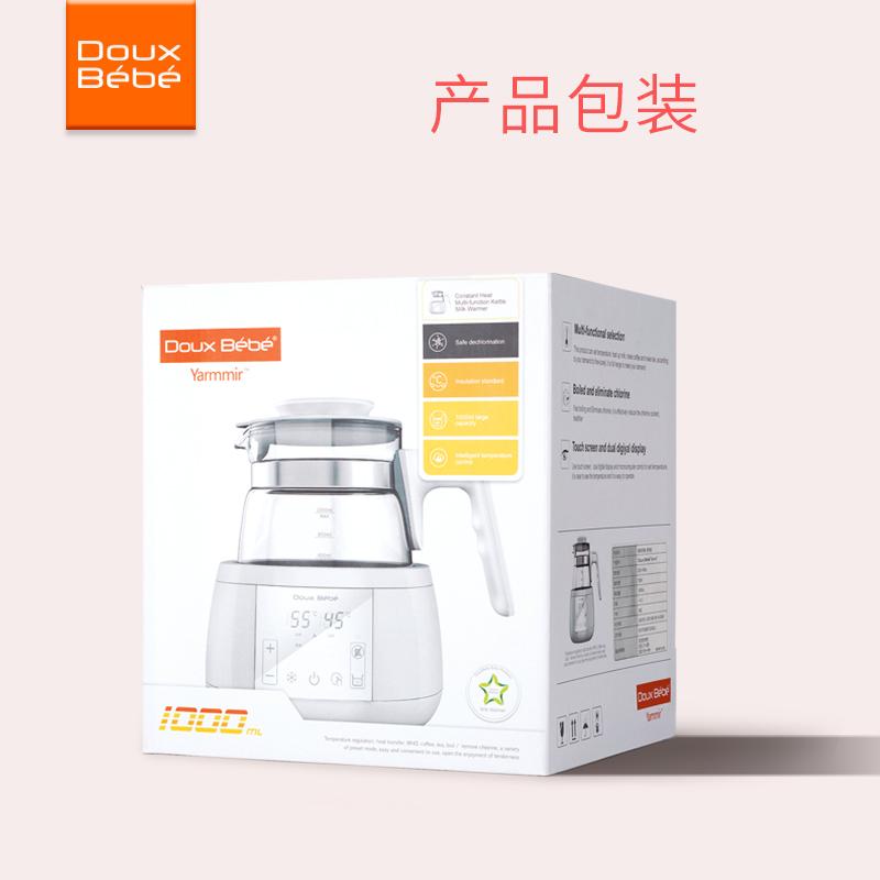 英国Douxbebe恒温调奶器热水壶婴儿智能电水壶泡冲奶粉自动保温壶