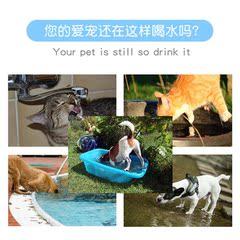 宠物狗狗饮水器猫咪饮水机挂式水壶自动喂水器插瓶器包邮用品