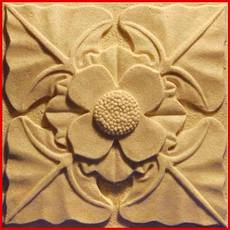 Shanghai Longzhang Sandstone TV Background Wall Tile Sand Sculpture Home Decoration Three-dimensional Decorative Wall-Flower Board